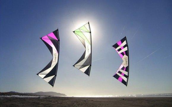 Quad Line Kites