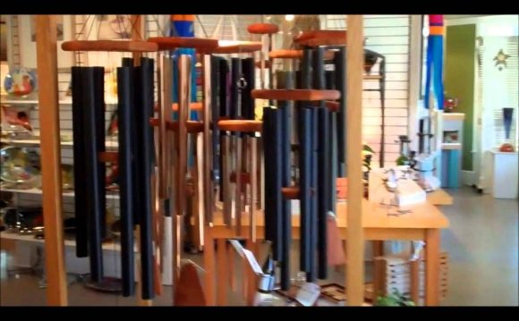 Arias Wind Chimes at Smith