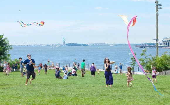 Brooklyn Kite Festival 2016 in