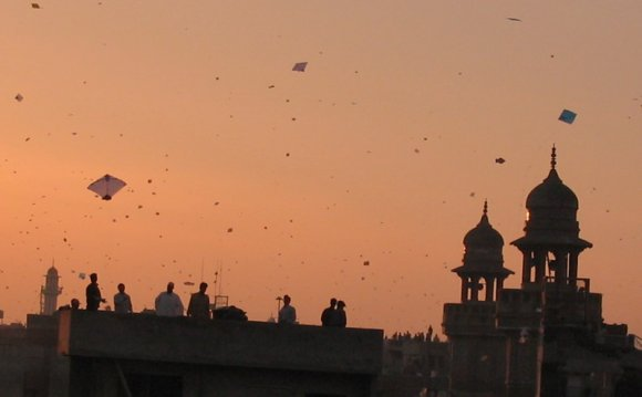 Basant, also called Vasant