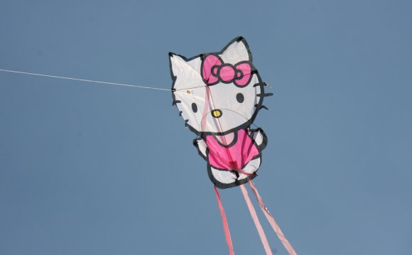Hello Kitty Kite | by