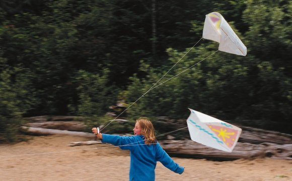 Our kites are easy to assemble
