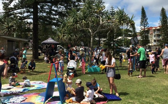 Kirra Kite Festival