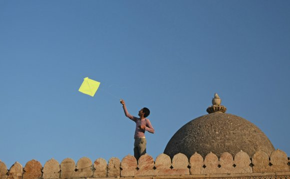 Kite-making is a big business