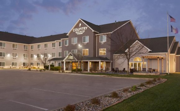 Country Inn in Ames: Hotel