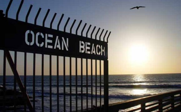 Ocean Beach Kite Festival