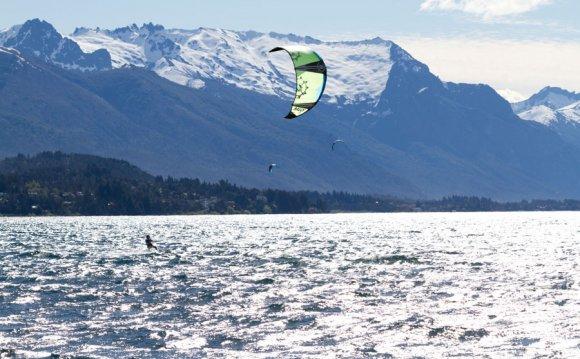 Kite Surf Patagonia - Villa La
