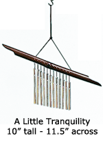 A Little Tranquility Wind Chime