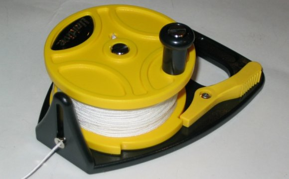 Kite string winder