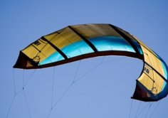 bow kiteboarding kite