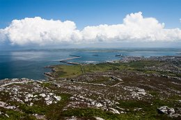 coast of Holyhead, tidal energy project