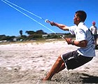 Dual Line Power Kites