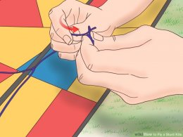 Image titled Fly a Stunt Kite Step 5