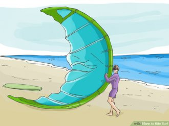 Image titled Kite Surf Step 1