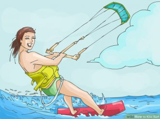 Image titled Kite Surf Step 4