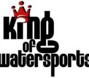 King of watersports logo