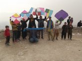 Afghan Kite flying