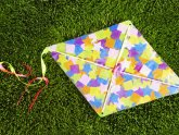 DIY kite making
