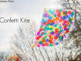 Making Kites with Preschoolers