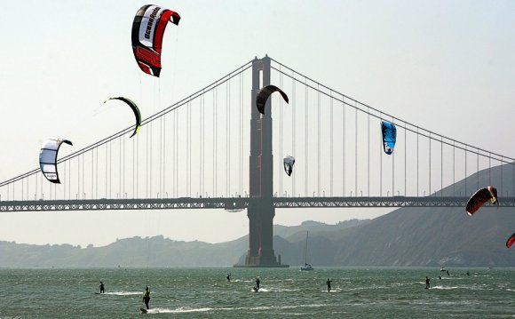 Kiteboarding San Francisco