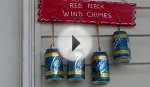 a redneck wind chime