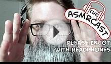 ASMRCast - Microphone Windsock Brushing & Stroking [Male