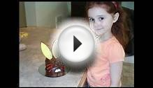 Bunny cakes - easy cake making for kids