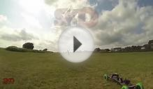 Flysurfer Kite LandBoarding 2013 ~ Chris Walker