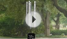 Footprints on Our Hearts Angel Wind Chime