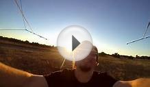 Gopro kite-flying