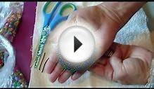 JEWELRY MAKING: Easy stretch bracelets for kids to make
