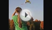 Kite Flying Girl
