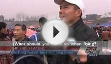 Kite Flying in China -- East West Sports 242