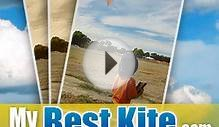 Mini Sled Kites - Ours Are Easy To Make And Fly!