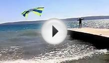 Revolution EXP Kite Urlaub Kroatien Training