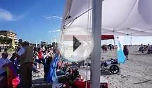 Treasure Island Kite Festival 2016. Bilmar Beach. Florida.