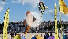 Weymouth Beach Kite Festival - 2015