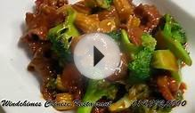 Windchimes Chinese Restaurant Video - Dublin, OH United Stat
