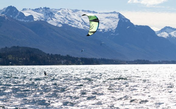 What is Kite surfing?